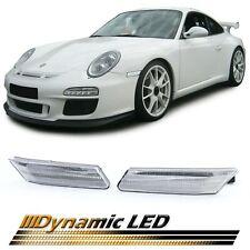 Dynamische LED Seitenblinker für Porsche 911 997 04-12 Boxster Cayman 987 05-13