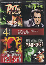 PIT AND THE PENDULUM/TALES OF TERROR/THE MASQUE OF THE RED DEATH/MADHOUSE [04]