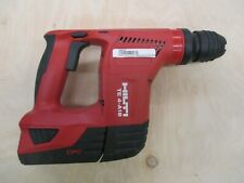 New Hilti Rotary Hammer Drill & Battery Te 4-A18 #3462773