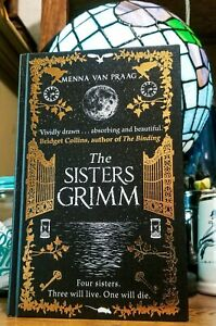 Illumicrate The Sisters Grimm ~ Signed/Sprayed Edges~ Litjoy Fairyloot Owlcrate