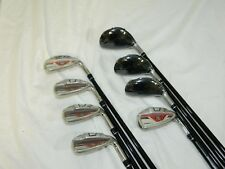 New RH Wilson Staff DEFY Iron set 4h-GW Irons ALL Graphite Regular flex