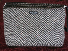 Kate Spade Herringbone Structured Fabric Handbag