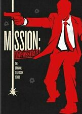 MISSION IMPOSSIBLE COMPLETE ORIGINAL TELEVISION SERIES New DVD 1 2 3 4 5 6 7