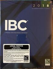 2018 International Building Code (IBC) by International Code Council
