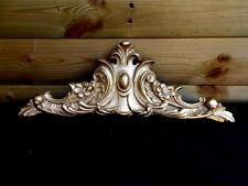 ORNATA grande centro Decorativi Pezzo stampaggio ~ frontone letto o resina a specchio