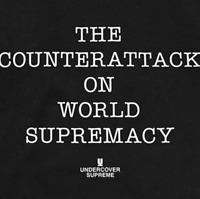 Supreme SS18 UNDERCOVER Public Enemy Counterattack L/S Tee BOX LOGO T-SHIRT NAS