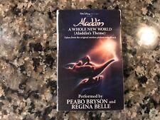 Aladdins Theme A Whole New World Cassatte Single!
