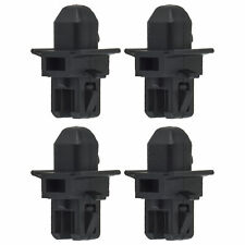 OEM Subaru SET of 4 Grille Retainer Clips 90-99 Legacy 98-05 Forester 91017AA010