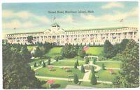 Grand Hotel, Mackinac Island MI 1945 by Colortone & Benjamin's Photo Art Service