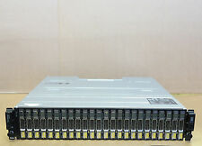 Dell EqualLogic PS6100X Virtualized iSCSI SAN Storage Array 24x 900GB SAS 10k 2U