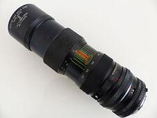 Sigma XQ High Speed Zoom 80-200mm Objektiv 1:3.5 Multi Coated