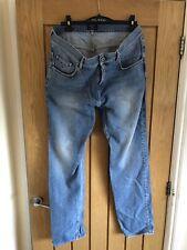 Gant Low Waist narrow fit Tapered leg Jeans W36 L32 Blue