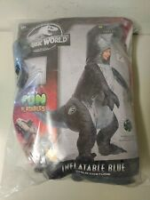 Jurassic World 2 Velociraptor Blue Inflatable Kids Costume