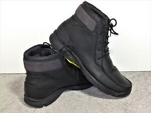 Salomon Leather boots size 8.5 uk