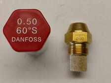 Danfoss Düse 0.50 gph. 60 Grad S ( OD )  Ölbrennerdüse, Öldüse, Brennerdüse