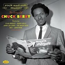 ROCK AND ROLL MUSIC! THE SONGS OF CHUCK BERRY   CD NEUF