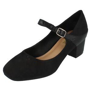 Mujer Anne Michelle Punta Tira Elegantes Zapatos F9R963/5664