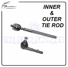 Peugeot 307 Citroen C4 -2005 Right Inner & Outer Tie Rod End Steering Track Rod
