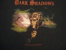 Vintage DARK SHADOWS BARNABAS COLLINS JONATHAN FRID Horror TV film T Shirt XL