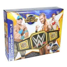 Make Your Own Heavyweight Champ Best Logo Become a WWE Champion for 5yrs up