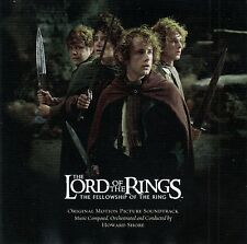 The Lord of The Rings-The Fellowship of the Ring-Colonna sonora/CD