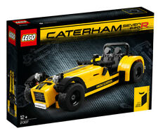 LEGO Ideas Caterham Seven 620r 21307 Brand new and sealed