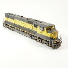 HO Athearn NYSW SD70M #4052 - Custom Weathered - DCC - Sound