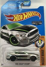 Hot Wheels ZAMAC 2017 Muscle Mania - Ford Shelby GT350R