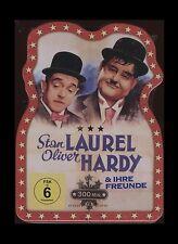 DVD METALLBOX - STAN LAUREL & OLIVER HARDY UND IHRE FREUNDE - Vol. 2 *** NEU ***