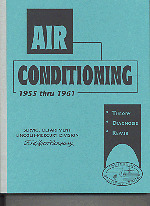 Continental Mark II Air Conditioning Manual - Free Shipping