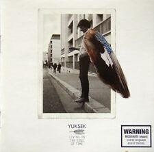 YUKSEK - LIVING ON THE EDGE OF TIME CD