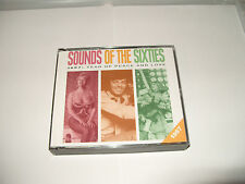 SOUNDS OF THE SIXTIES-1967 YEAR OF PEACE AND LOVE-3 CD READERS DIGEST-60 TRACKS