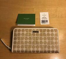 Kate Spade Cornelia Street Noel Metallic Gold Ladies Wallet PWRU1453