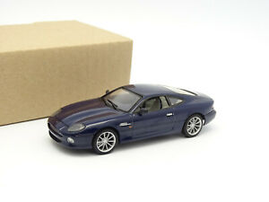 Auto Art Sb 1/43 - Aston Martin DB7 Blue