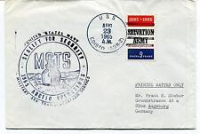 1965 USS Edisto AGB-2 New York Sealift for Security Arctic Polar Antarctic Cover