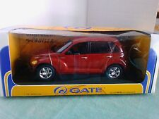 GATE 2001 RED PT Cruiser RARE 1/18 Car. NIB Never opened!