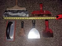 Drywall Tools (Lot of 6)