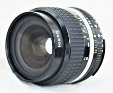 Nikon NIKKOR 24mm f/2 MF Ai-s Lens Very Good