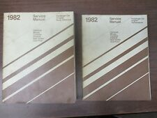 1982 Chrysler Dodge PlymouthDiplomat Mirada Gran FuryFactory Service Manual