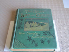 1882 The Child's Life of Christ - Cassell, Petter, Galpin & Co