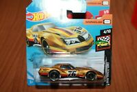 CHEVROLET - GREENWOOD CORVETTE - 1976 - HOT WHEELS - SCALA 1/64
