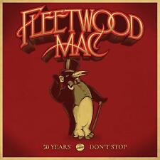 FLEETWOOD MAC '50 YEARS : DON'T STOP' (Best Of) 3 CD SET (16th November 2018)