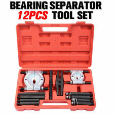 12PCS Wheel Separator Set Tool Kit Bearing Splitter Gear Puller Fly Box