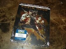 Robin Hood [SteelBook] [4K Ultra HD Blu-ray] [2018]