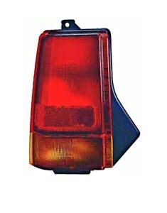 Tail Light Rear Lamp Left Fits Daewoo Tico 1991-2001