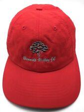 BENNETT VALLEY GOLF COURSE (CA) red adjustable cap / hat