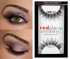 Lot 20 Pairs GENUINE RED CHERRY Lashes #WSP Wispies Human Hair Wispy Eyelashes
