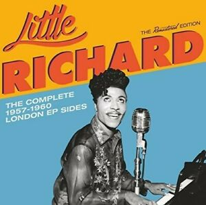 Little Richard - Complete 1957-1960 London Ep Sides [New CD] Rmst, Spa