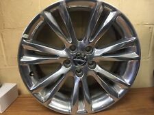 "Chrysler 300 18"" Polished 14 Spoke Wheel Hollender # 2536. OE # 5PQ11TRMAA"