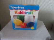 Fisher-Price    vintage KIddicraft tonnetjes